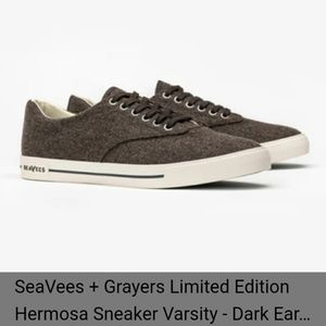 SeaVees + Grayers Limited Edition Hermosa Sneaker